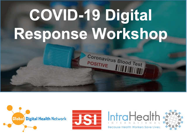 SLIDES AND RECORDING: COVID-19 RESPONSE SESSION